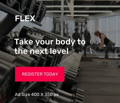 Flex Ad Side Bar